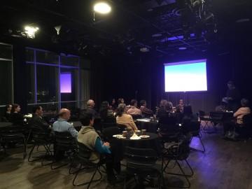 2015 AGM gathering 10